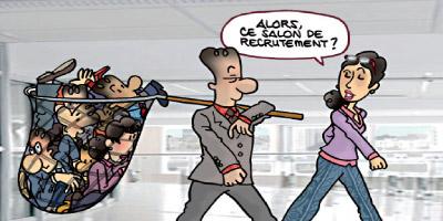 Les salons de recrutement sont-ils vraiment efficaces ?