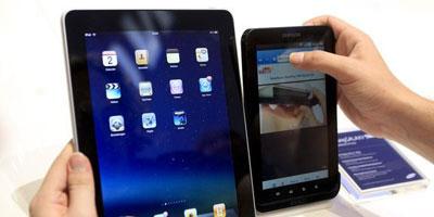 Samsung lance une nouvelle tablette tactile pour contrer l'iPad