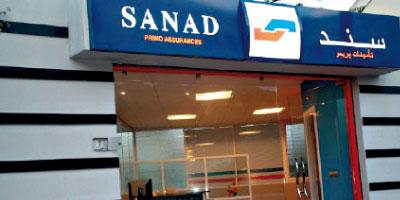 Sanad automatise la gestion de ses contrats auto