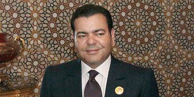Le Prince Moulay Rachid préside à Brest la cérémonie du transfert de La frégate Mohammed VI au Maroc