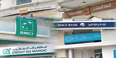 Attijariwafa, BCP et BMCE: elles s'agrandissent au détriment des autres