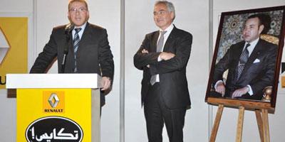 Sécurité routière : Renault Maroc lance le «Village Tkayes» à Casablanca
