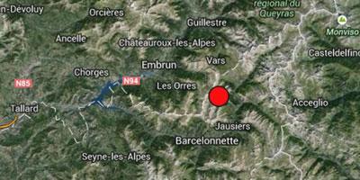 Le Sud-Est de la France secoué par un séisme