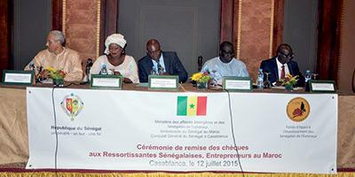 Le Sénégal finance des projets de ses ressortissantes établies au Maroc