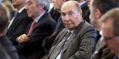 Le sénateur français Serge Dassault en garde à vue dans l'enquête sur des achats de voix présumés