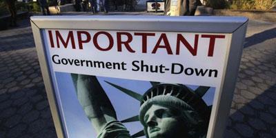 Shutdown/ Etats-Unis : Le FMI s'inquiète