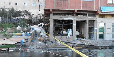 Casablanca : plusieurs blessés dans l'explosion d'une bonbonne de gaz