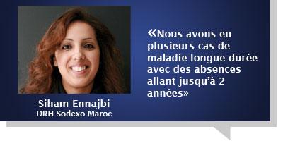 Siham Ennajbi : La priorité doit être donnée à la guérison du malade