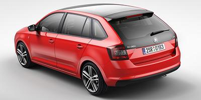 Skoda lance son premier modèle hatchback