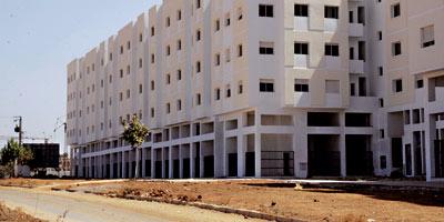 Logement social : plus de 210 000 unités en construction à fin 2012