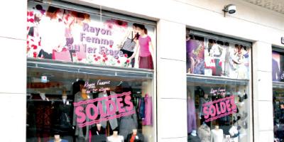 Soldes d'hiver : clients et commerçants ont réalisé de bonnes affaires cette année