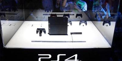 Hi-tech : Sony prévoit de vendre cinq millions de PlayStation 4