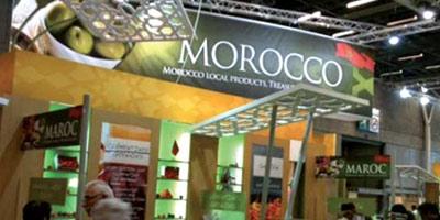 FIAL 2013 : Forte affluence sur le stand marocain au Gabon