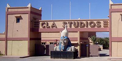 Une zone d'activité cinématographique  en projet à Ouarzazate