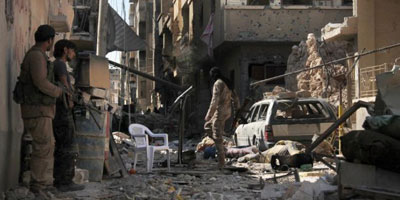Syrie: les destructions évaluées à 16,5 milliards de dollars