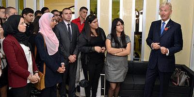 Tanger : Inauguration d'un centre universitaire britannique