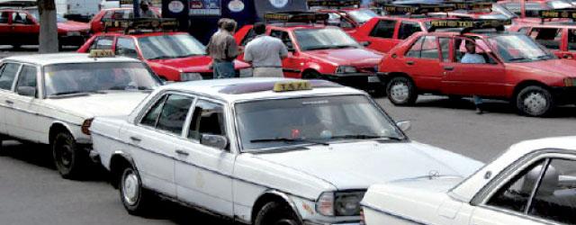 Casablanca : le projet de réforme du mode d'exploitation des taxis réactivé