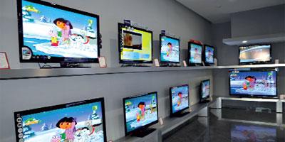 Télévisions : plus de 150 000 écrans plats commercialisés au premier trimestre