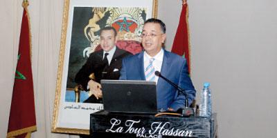 Lahcen Haddad table sur une hausse  des arrivées de touristes de 8% en 2014