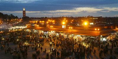 Recul de 2,9% des arrivées touristiques durant le 1er semestre 2015