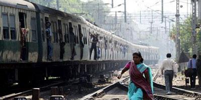 Inde: 35 pélerins hindous tués par un train, fureur de la foule