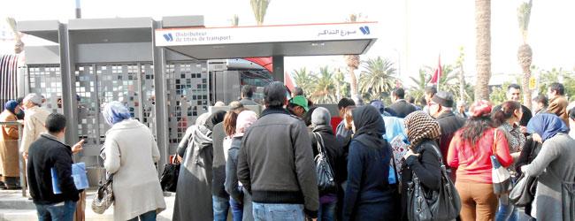 Tramway de Casablanca: le stock de 10 millions de tickets presque épuisé !