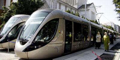 Rabat : Un homme blessé en tentant de traverser la voie du tramway