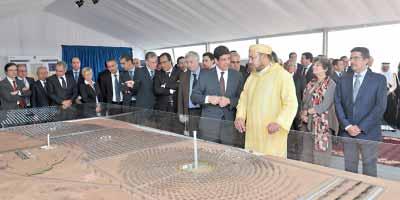 Le Maroc concrétise sa transition énergétique