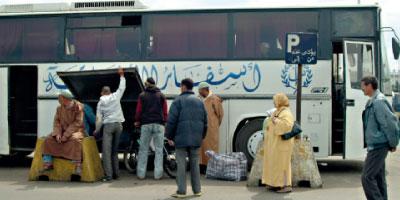 Les grands axes de la réforme du transport routier de voyageurs arrêtés