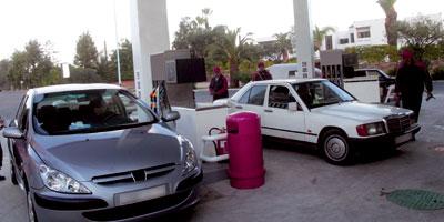 Les ventes d'essence en baisse et celles du gasoil en petite hausse à fin novembre
