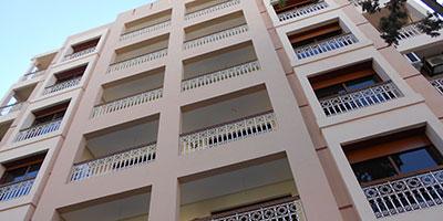 Baisse des ventes d'appartements en juin