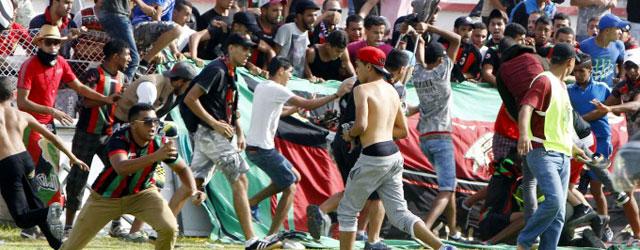 Il faudrait une meilleure approche contre la violence dans les stades