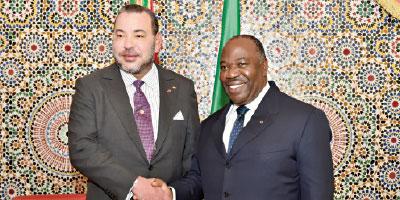 La visite royale au Gabon placée sous le signe du développement humain