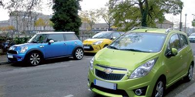 Les ventes de voitures aux couleurs flashy gagnent du terrain