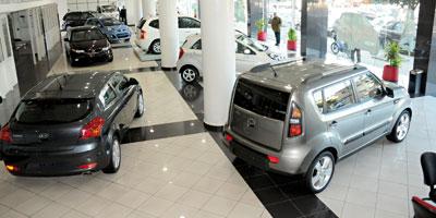 Les ventes de voitures se redressent à fin juin