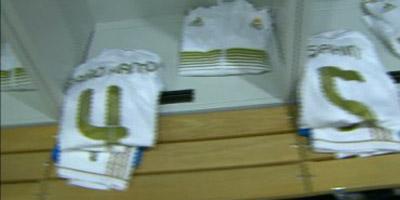 Ronaldo, Ozil et Benzema se font voler leurs chaussures dans les vestiaires à Munich