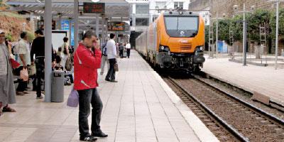Le nombre de voyageurs par train a plus  que doublé en dix ans