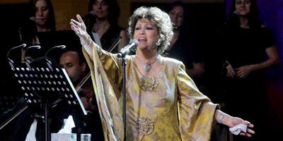 Décès de la chanteuse algérienne Warda