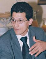 Zakaria Fahim, nouveau président du CJD
