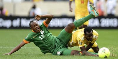 CAN 2013 – Groupe C :  Zambie et Ethiopie 1 à 1