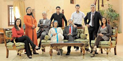 Zinat Al Hayat, une telenovela 100%  marocaine tentée par la SNRT