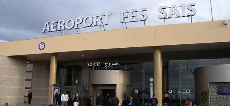 Aéroport Fès-Saiss: accroissement de plus 13% du trafic des passagers à fin octobre 2015