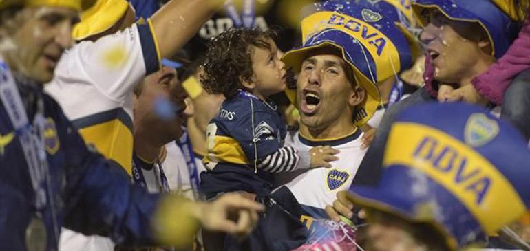 Championnat d'Argentine : Boca Juniors sacré champion