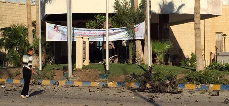 Egypte: Cinq morts dont deux juges dans un attentat contre un hôtel au Nord Sinaï