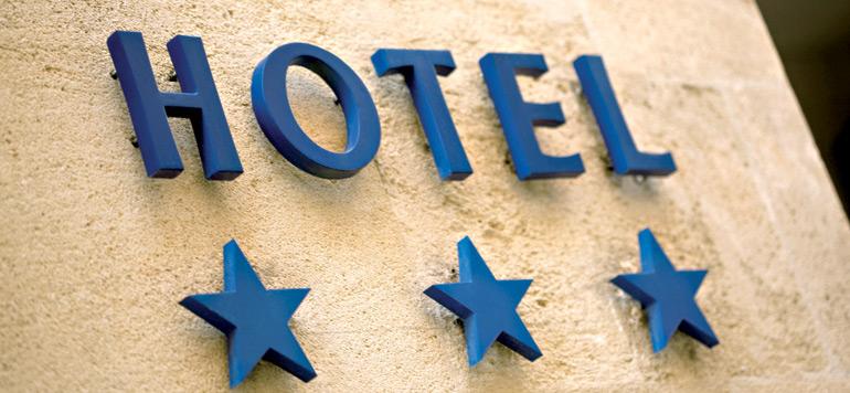 Classement des hôtels :  la nouvelle loi publiée au BO