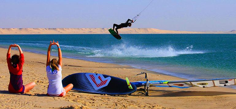 Dakhla, meilleure destination touristique des internautes en 2015, selon un sondage du site «Tourisma Post»