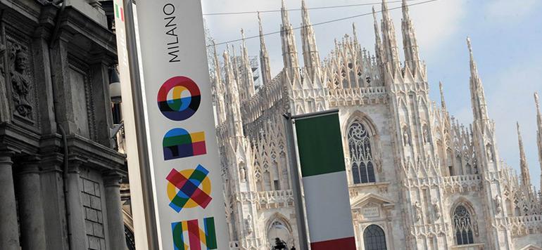 Les meilleurs pavillons de l'Expo Milan-2015 primés par un jury international