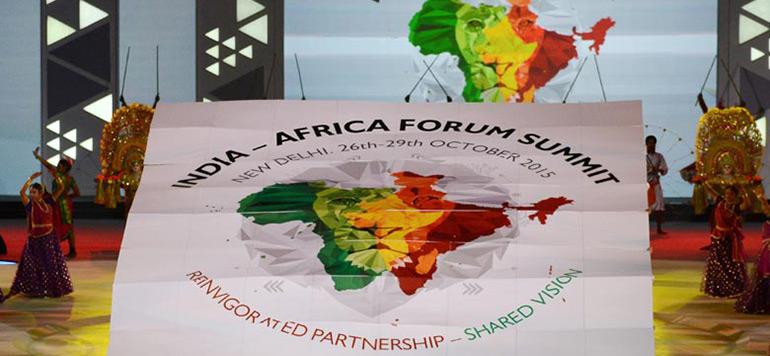 Le Maroc pourrait faire figure de pont entre l'Inde et l'Afrique