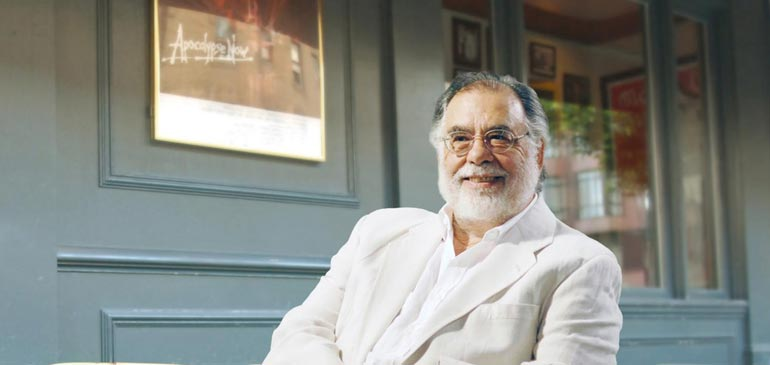Francis Ford Coppola préside le Jury de la 15ème édition du Festival International du Film de Marrakech
