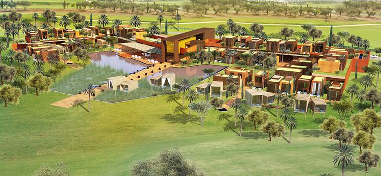 Le groupe Palmeraie entame la livraison globale des Jardins de l'Atlas à Marrakech